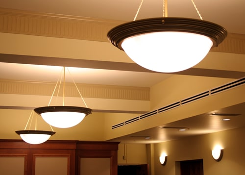Light-fixtures-around-the-hallway