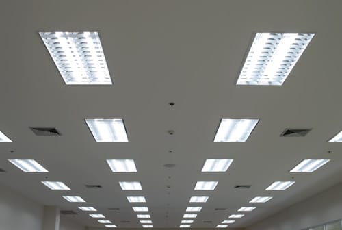 Commercial ceiling lights