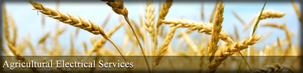 Agricultural Electrical Services banner
